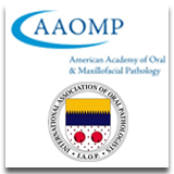 American Academy of Oral & Maxillofacial Pathology and International Association of Oral Pathologists logos