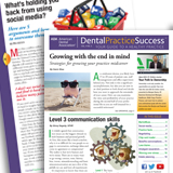 Pages from Dental Practice Success digimag